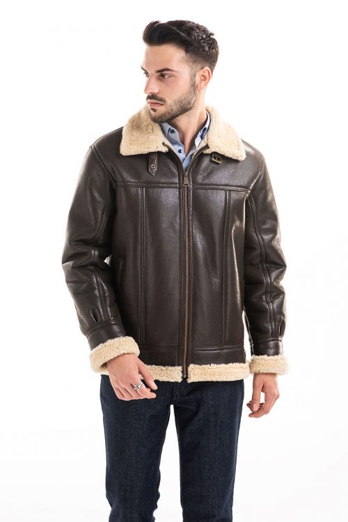 Jachetă din blană 316 1