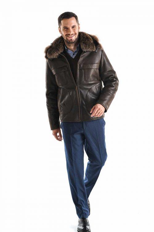 Jachetă din blana 319 GR 1