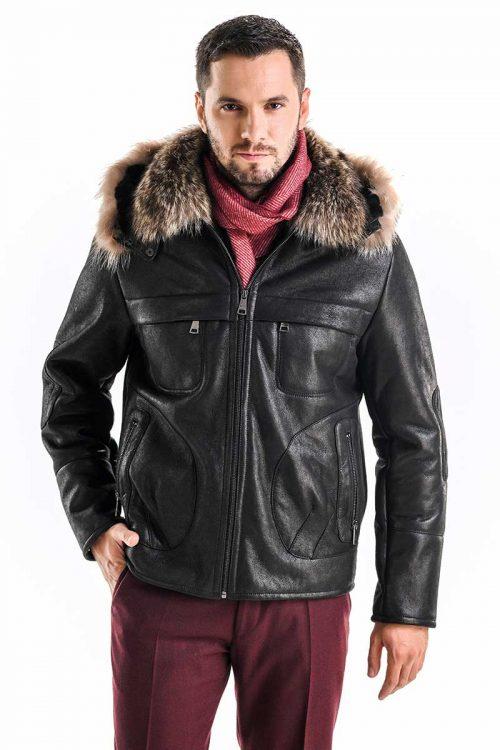 Jachetă din blana 319 GR 2