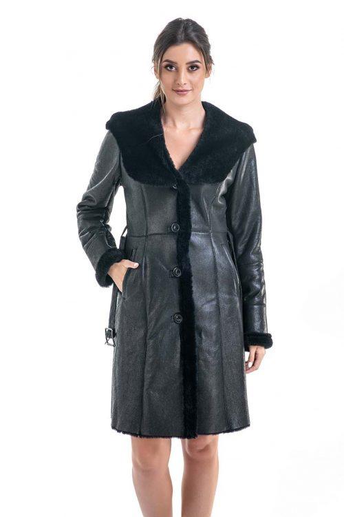 Palton din blana 104 2