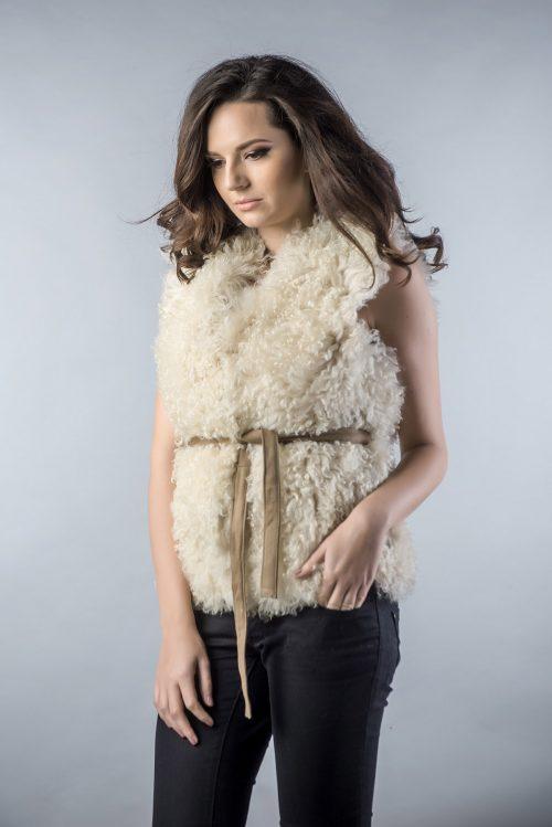 Vesta de blana 417 1