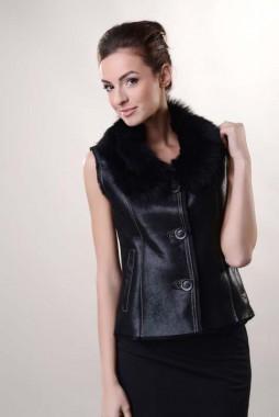 Vesta de blana 418 (1)-negru