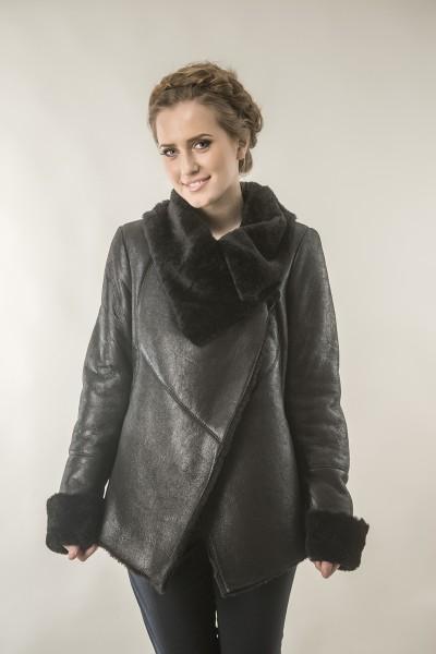 haina de blana 235T negru (1)