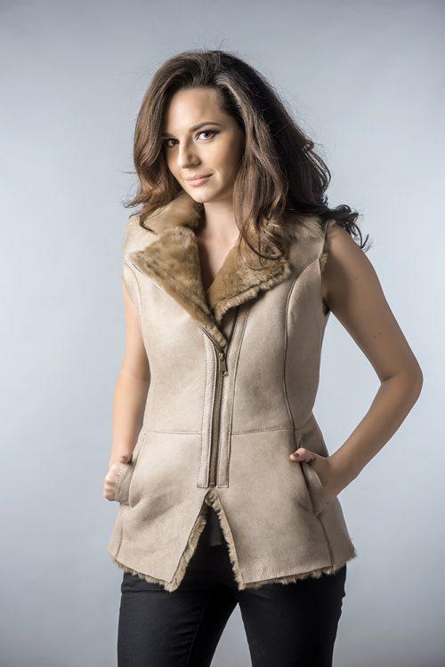 Vesta de blana 435 2