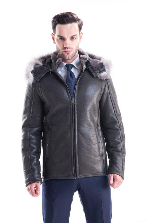 Jachetă din blană 341 GR 2