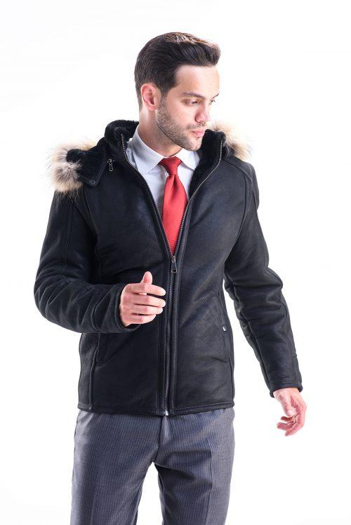 Jachetă din blană 341 GR 1