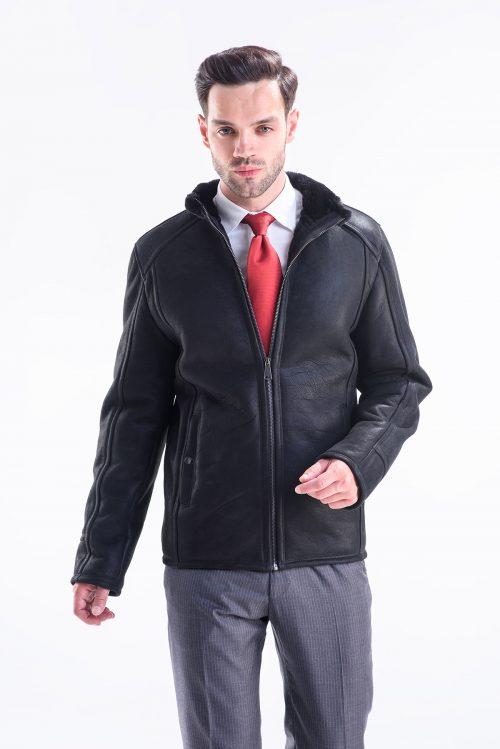 Jachetă din blană 341 2