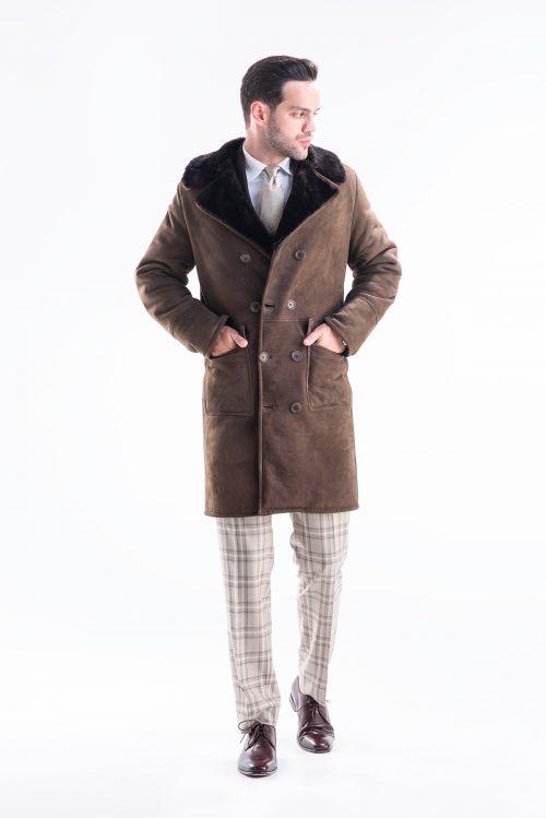 Palton din blana 345 2