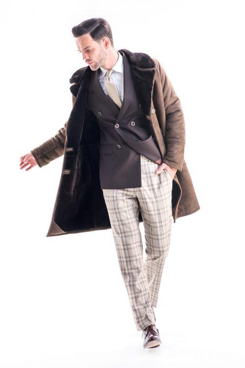 Palton din blana 345 1