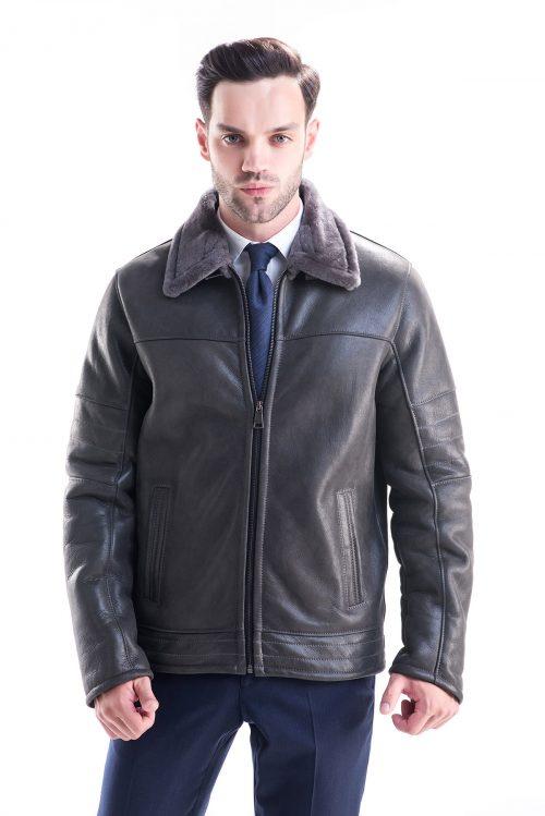 Jacheta din blana 344 2