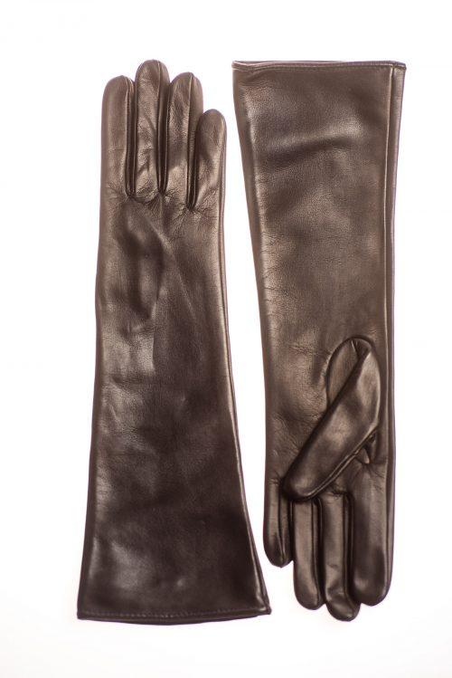 Mănuși de damă lungi, din piele naturală M102 2