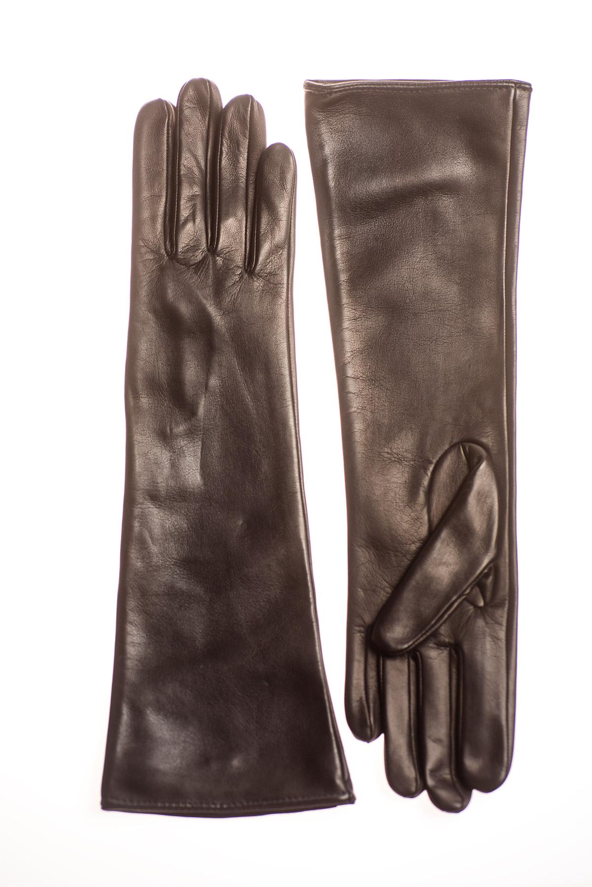 Mănuși de damă lungi, din piele naturală M102 thumbnail