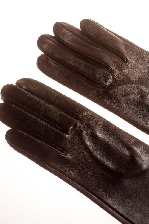 Mănuși de damă lungi, din piele naturală M102 1