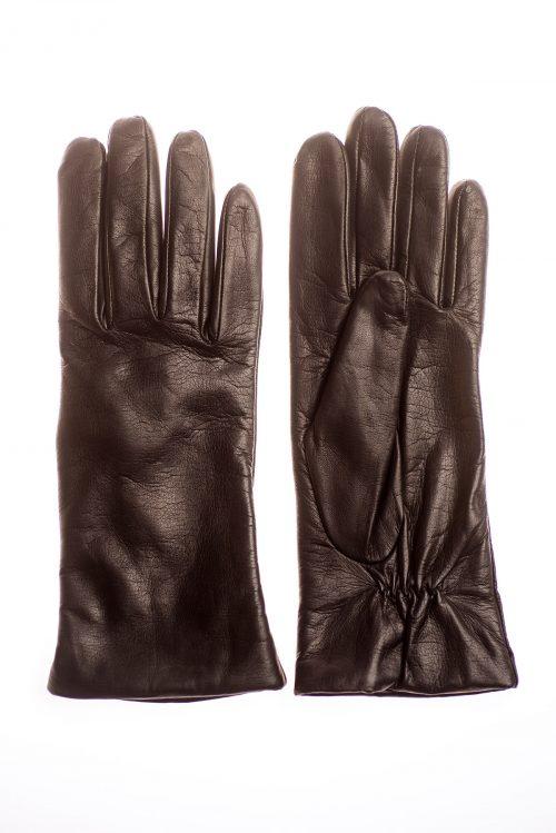 Mănuși scurte, din piele naturală M103 2