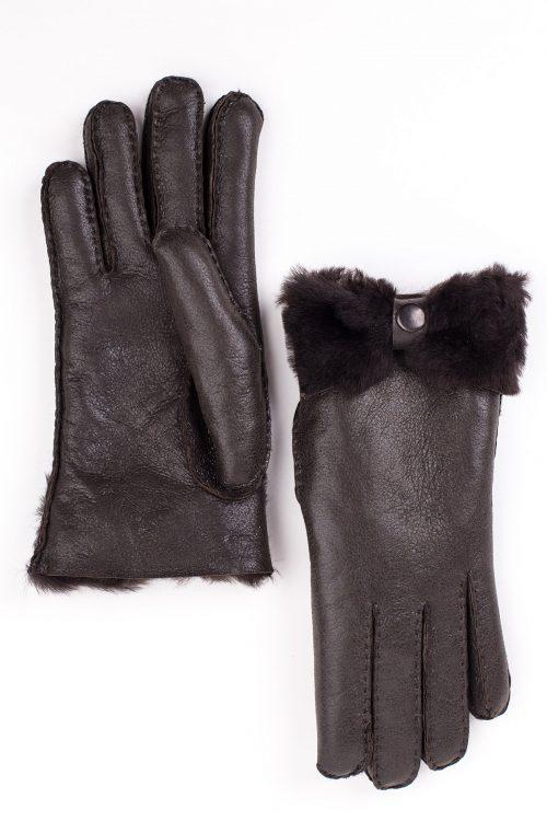 Mănuși de blană pentru femei 712 2