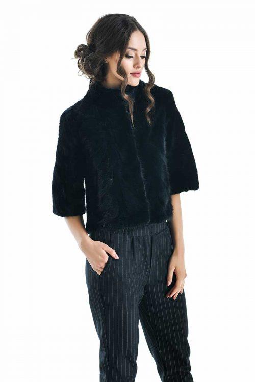 Jacheta din blana de nurca 616 1