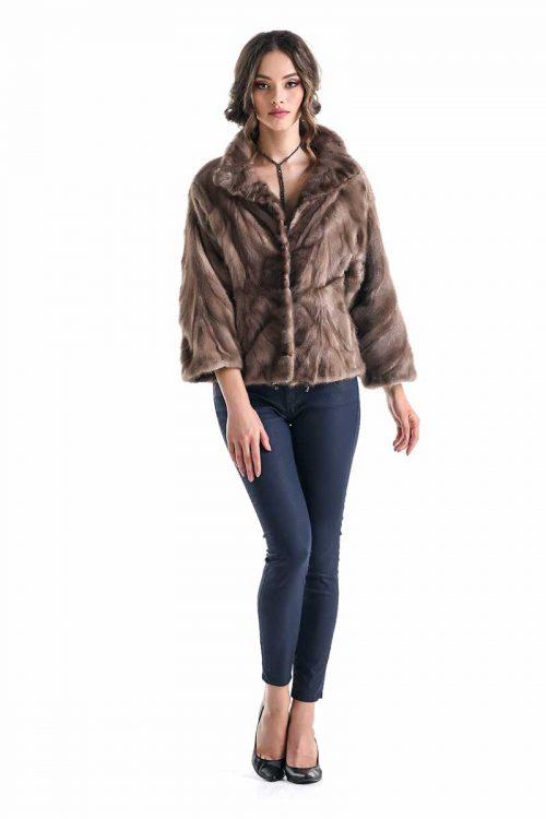 Jacheta din blana de nurca 290 1