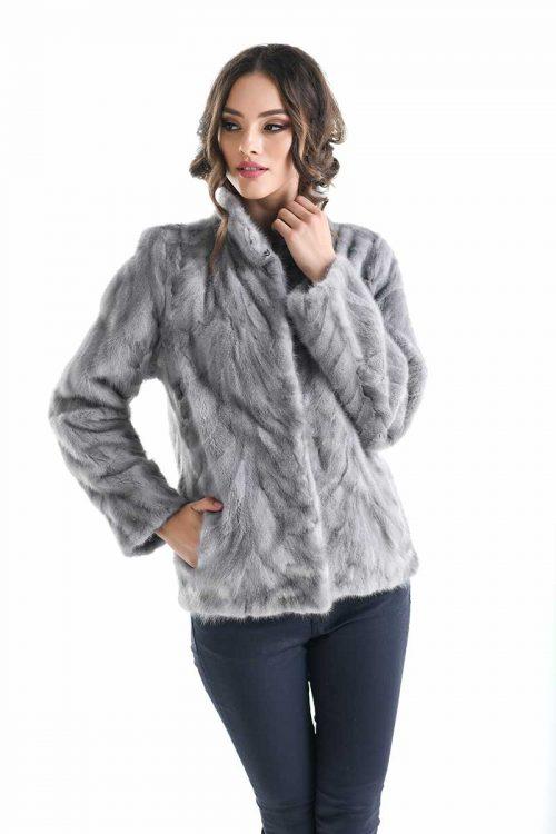 Jacheta din blana de nurca 288 2
