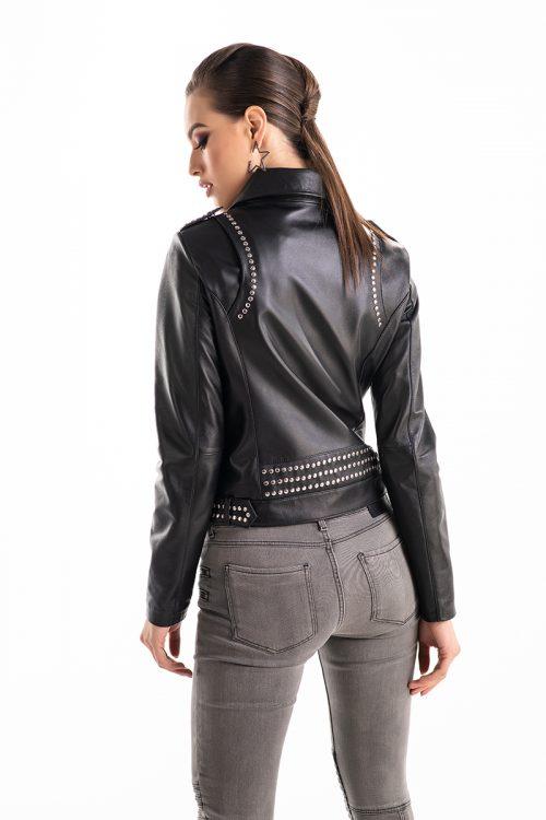 Jacheta din piele nappa 1012 1