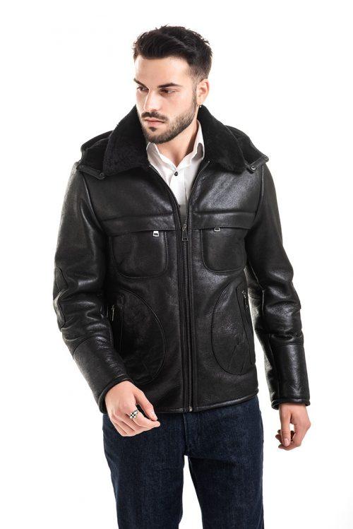 Jachetă din blană 319 G 1