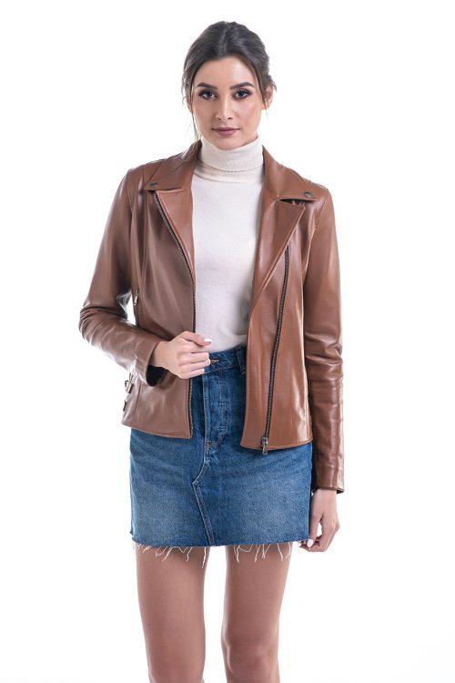 Jachetă din piele 1019 1